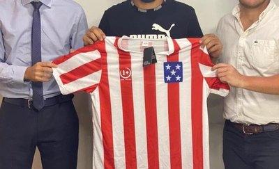 Pte. Hayes ficha a uno de los máximos goleadores del fútbol paraguayo