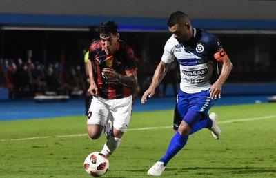 Miguel Samudio podría jugar en el '12'