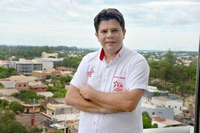 Fernando Esteche inscribió su pre candidatura para la Intendencia