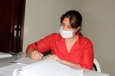 Blanca Agüero denuncia campaña sucia de Enrique Riera