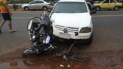Alarmante aumento de accidentes de tránsito con derivación fatal