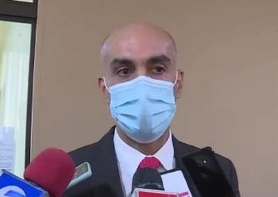 El Min. Julio Mazzoleni habla sobre el Plan de Vacunación contra el COVID-19 en Paraguay
