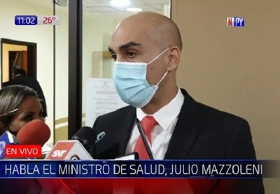 Todavía no hay fecha de llegada de vacunas, confirma Mazzoleni