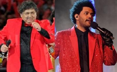 Aparece versión de The Weeknd cantando tema de Los Palmeras