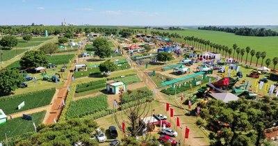 La Nación / Tigo Business presenta la expo Agroshow de Copronar en Naranjal