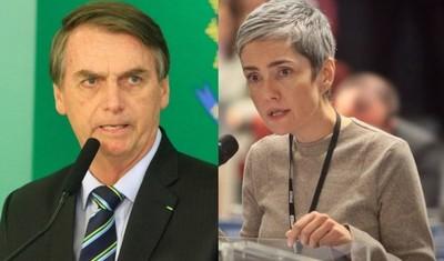 La activista Pro Aborto de Brasil, Débora Diniz, acusa a Bolsonaro de «persecución de pedófilos»