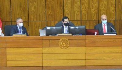 COVID19: Mazzoleni informó sobre Plan Nacional de Vacunación a legisladores