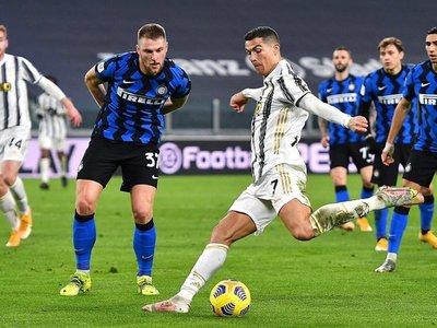 Juventus elimina al Inter de la Copa Italia