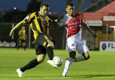 Guaraní vapulea a River Plate