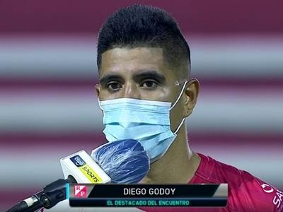 Diego Godoy apuesta a la autocrítica para mejorar la situación
