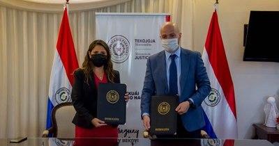La Nación / Disciplinas deportivas llegarán a centros educativos del Ministerio de Justicia