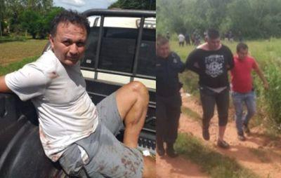 """Imputan a supuestos cómplices de Roque """"Pyguasu"""" por dos asaltos consecutivos a la misma familia"""