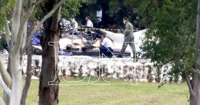 La Nación / Capota una avioneta y mueren siete personas