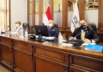 Bloque del JEM blanquea a juez denunciado por la Corte