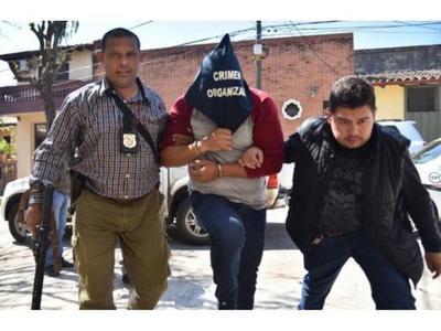 Veterano Roque Pyguasu, otra vez detenido por dos asaltos