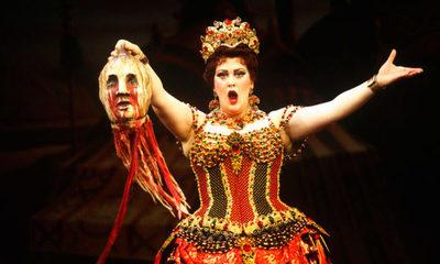 La ópera no acaba hasta que canta la gorda
