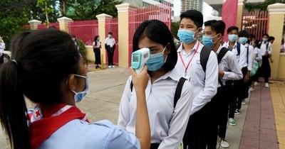 La Nación / Estudio descarta propagación rápida de COVID en escuelas que aplican medidas sanitarias