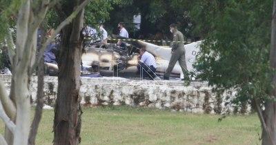 La Nación / Tragedia aérea: en su mayoría, politraumatismos provocaron muerte casi instantánea