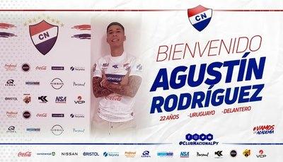 Nacional oficializa la llegada de un joven delantero uruguayo