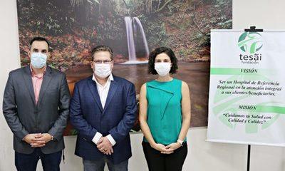Fundación Tesãi habilita centro de tratamiento de obesidad