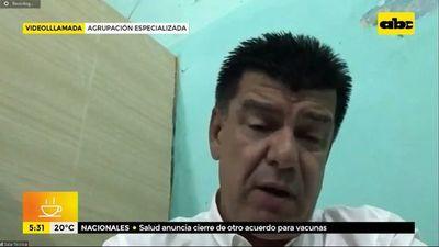 Denuncian ante NN.UU. prisión arbitraria de Alegre