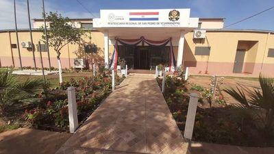 Habilitan otras tres penitenciarías tras vencer casos de COVID-19