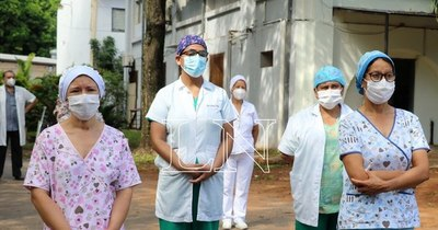 La Nación / Más de 3.500 profesionales de salud ya se inscribieron para agendar vacuna