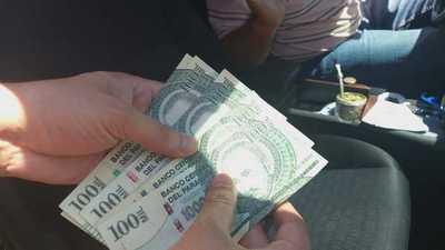 Lavado de dinero, crimen organizado, terrorismo y los cambistas fuera de control