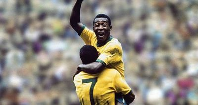"""Pelé: """"El mejor regalo que recibes en una victoria no es la copa, es el alivio"""""""