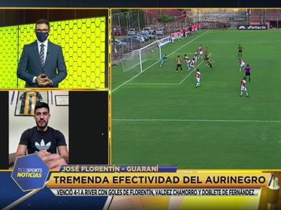 """Florentín: """"La confianza es fundamental"""""""