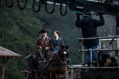 Outlander: el rodaje de la sexta temporada ya arrancó