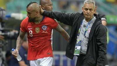 Chile, rival de Paraguay, no encuentra DT