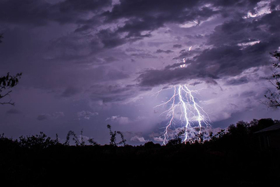 Meteorología anuncia lluvias para el resto de semana
