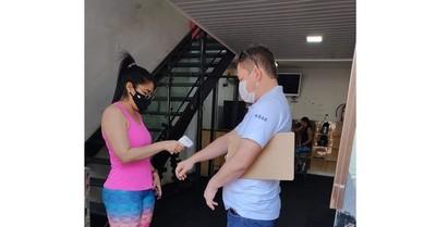 Aplazada visita de misión de Gafilat a Paraguay por seguridad sanitaria