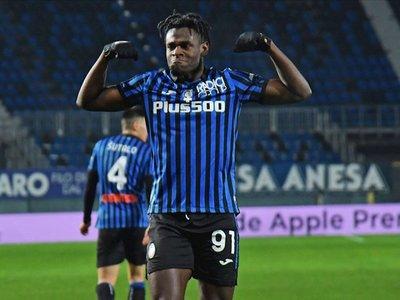 Un monumental Duván cita al Atalanta con Juventus en la final