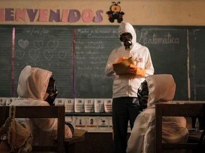 Organizaciones exigen que plantaciones estén a 200 metros de las escuelas