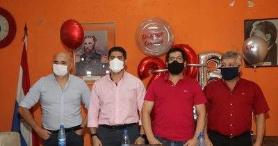 La Nación / Domingo Coronel se postula para la concejalía capitalina