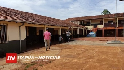 PREPARAN MILLONARIA INVERSIÓN PARA ESCUELA NUEVA ESPERANZA DE CHAIPÉ ENCARNACIÓN.