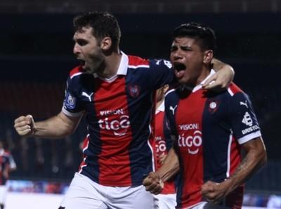 Cerro Porteño gana y es líder del Apertura