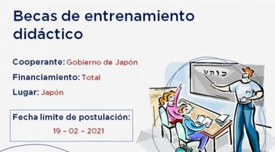 Japón ofrece becas para profesionales de la educación