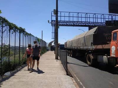 Capeco valora y elogia sistema de  tránsito de camiones en la frontera