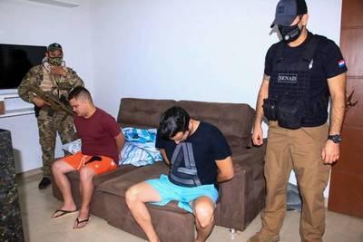 PJC; Allanamientos simultáneos en búsqueda de miembros del PCC – Prensa 5