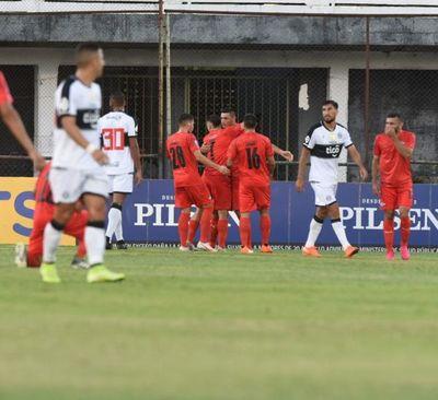 Libertad quiere compartir la cima del torneo Apertura