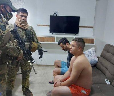 Operación frontera segura: Hallan laboratorio de marihuana y detienen a soldados del PCC