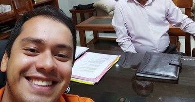 La Nación / CDE: Prieto recibe a Núñez, concejal colorado que aspira a sucederlo