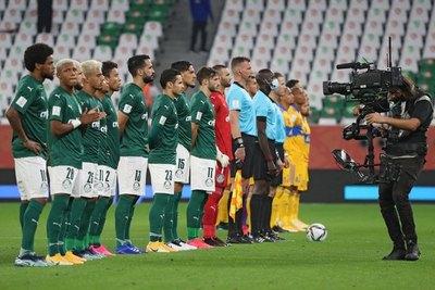 Palmeiras, por evitar una mayor vergüenza y alcanzar el tercer puesto