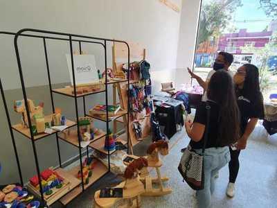 Novedosos productos elaborados por PPL se encuentran en Feria Latente de PJC