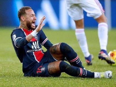 Neymar, baja para cuatro semanas, no jugará contra Barcelona
