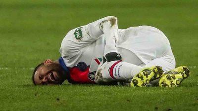Se confirma gravedad de la lesión de Neymar y no estará ante el Barcelona por Champions