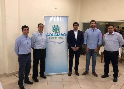 Caso de éxito: Aquamaq unifica su proceso de ventas con Zoho CRM de la mano de Login